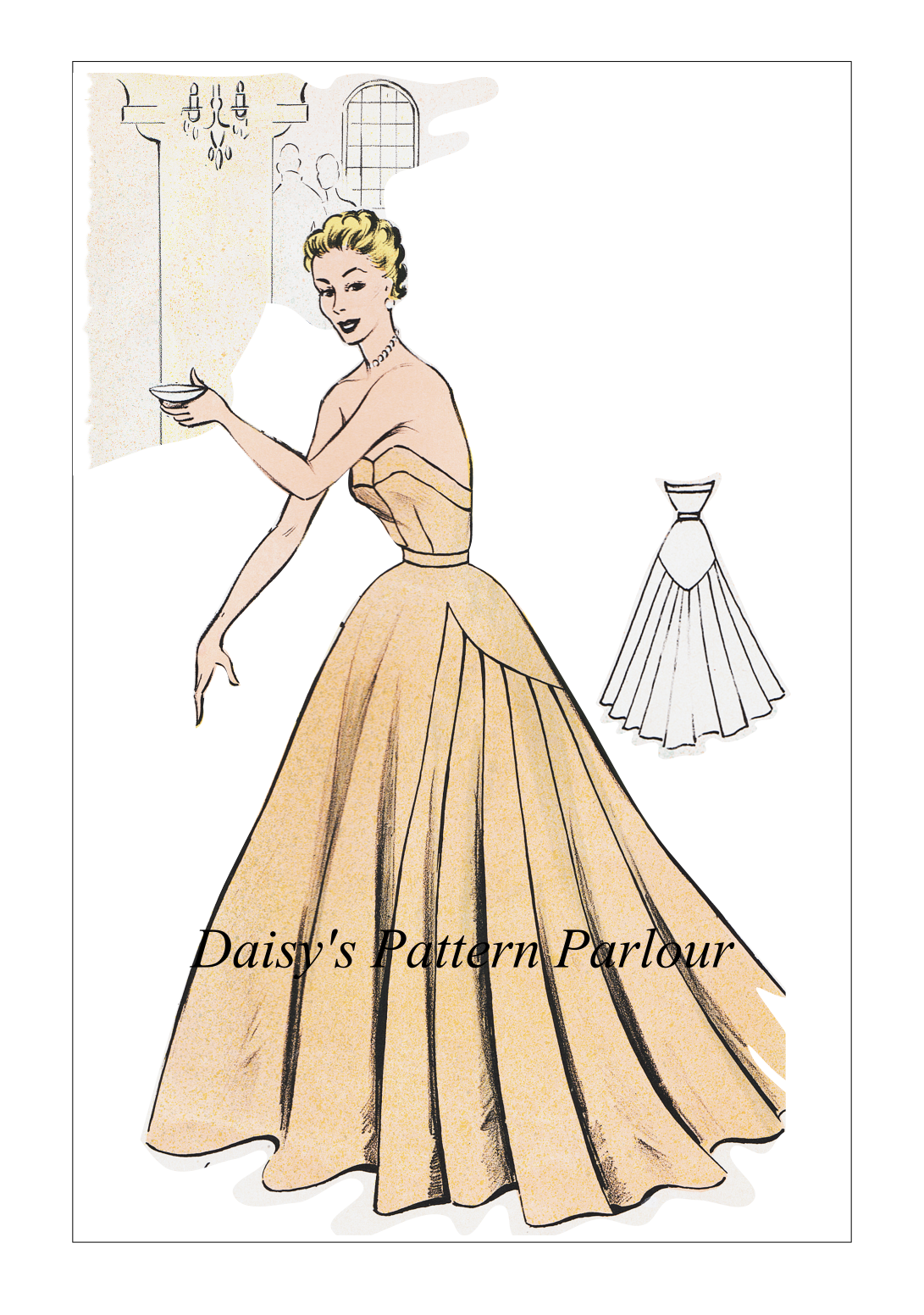 Vintage Sewing Patterns For Sale At Daisy S Pattern