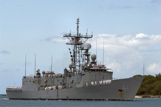 USS McClusky Returns Friday From Final Deployment