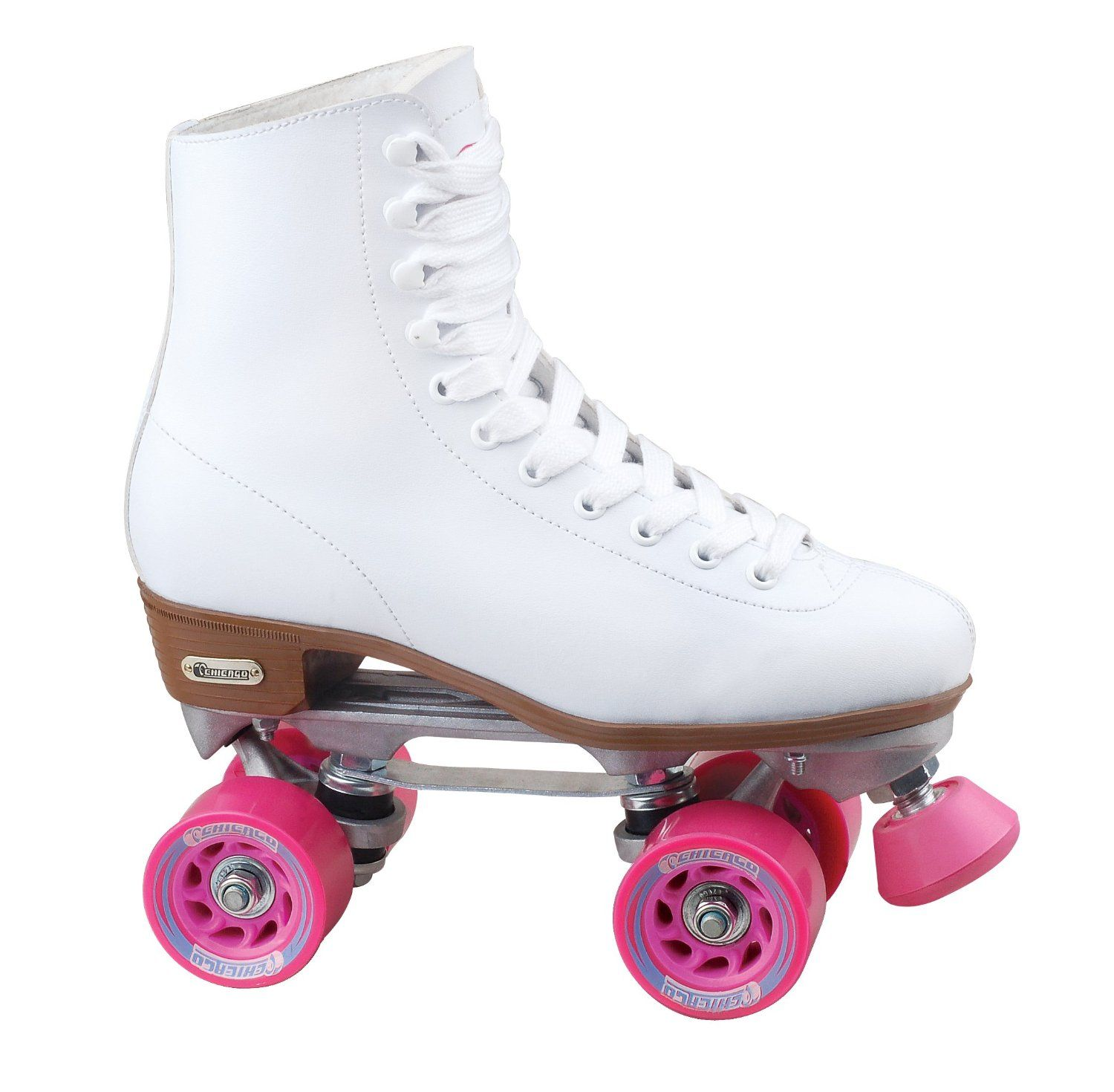 Chicago Womens Rink Skate Sports Outdoors Girls Roller Skates Chicago Skates Quad Roller Skates