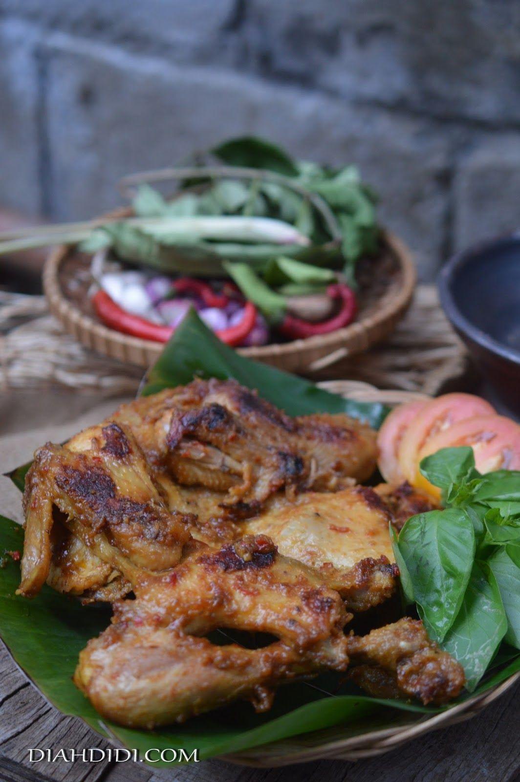 Blog Diah Didi Berisi Resep Masakan Praktis Yang Mudah Dipraktekkan Di Rumah Resep Masakan Resep Ayam Resep Masakan Malaysia