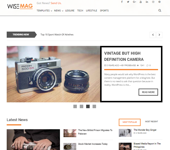 Expensive Premium WordPress Themes