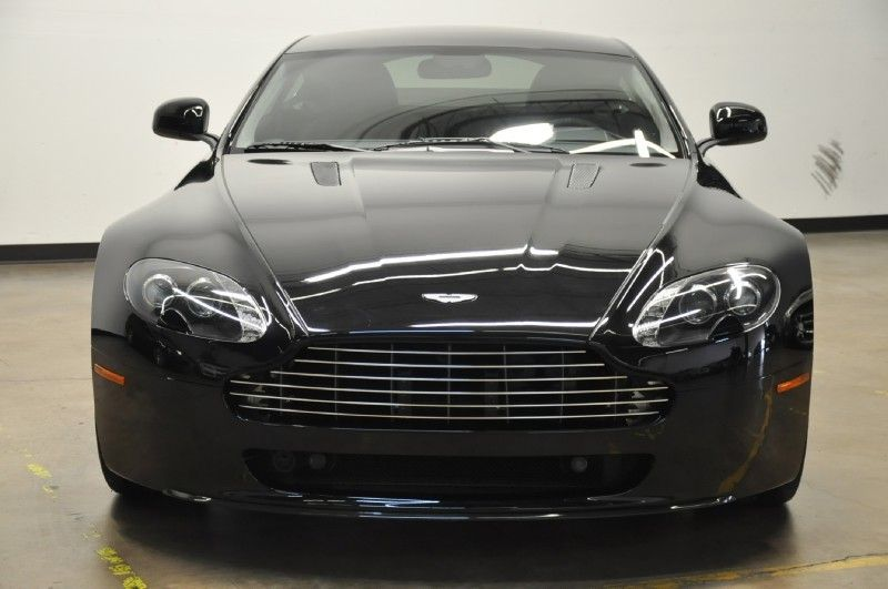 Sexy And Spicy 2011 Aston Martin V8 Vantage N420 For Sale Gra