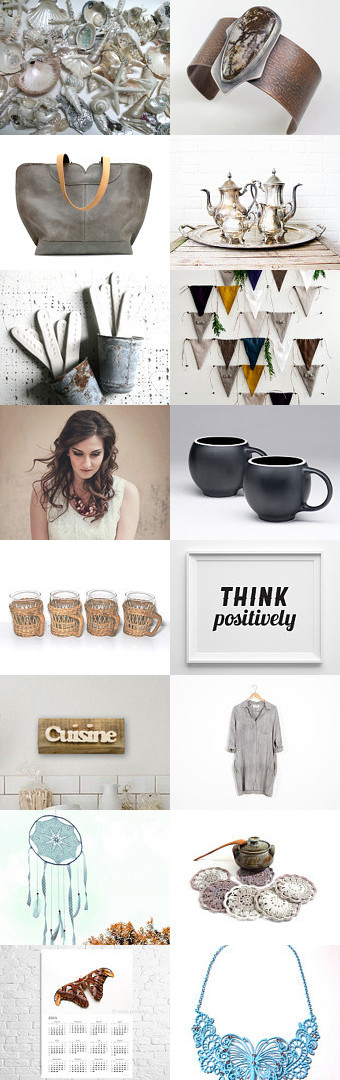 Positive by Vaida Petreikis on Etsy--Pinned with TreasuryPin.com