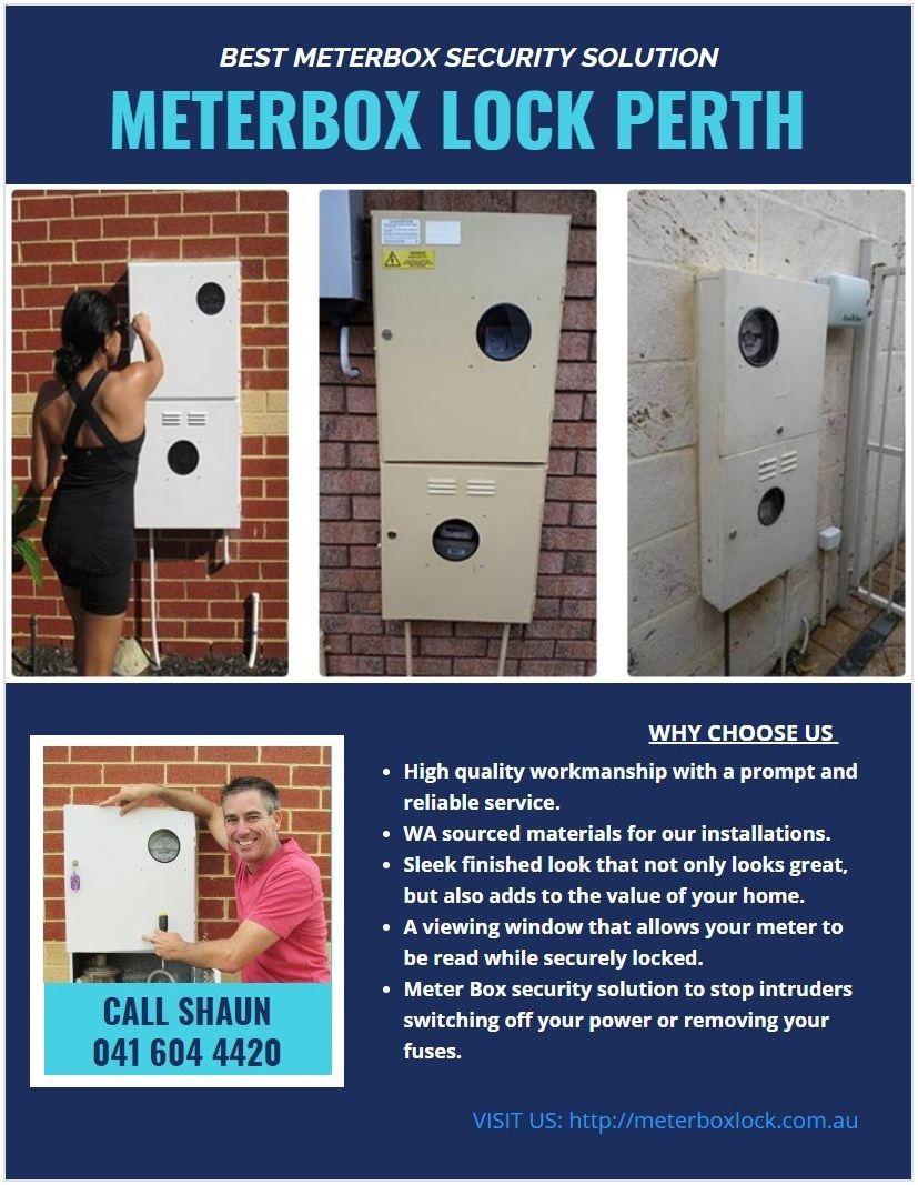 Pin on meterbox security locks meterbox viewing window