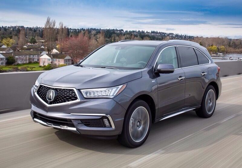 Building On The Refreshed And Boldly Restyled 2017 Acura Mdx And Employing The Innovative Three Motor Sport Hybrid Super Handling All Acura Mdx Acura Acura Suv