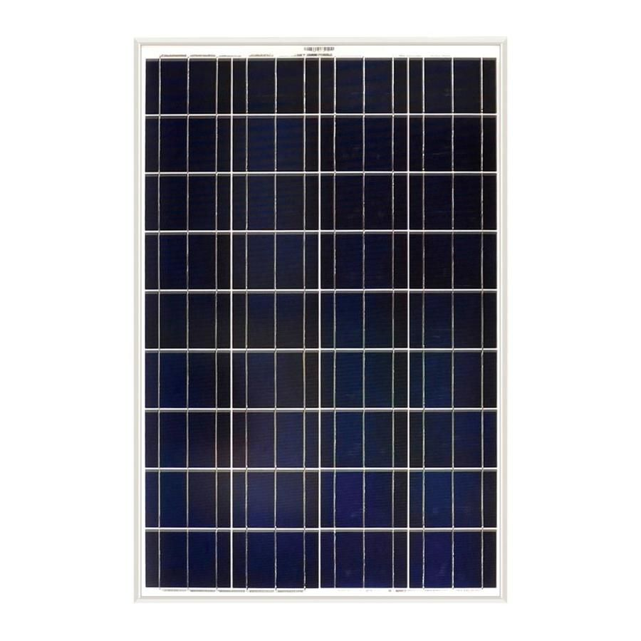 Grape Solar 1 Module 41 0 In X 27 0 In100 Watt Solar Panel Lowes Com In 2020 Solar Energy Diy Best Solar Panels Solar Energy