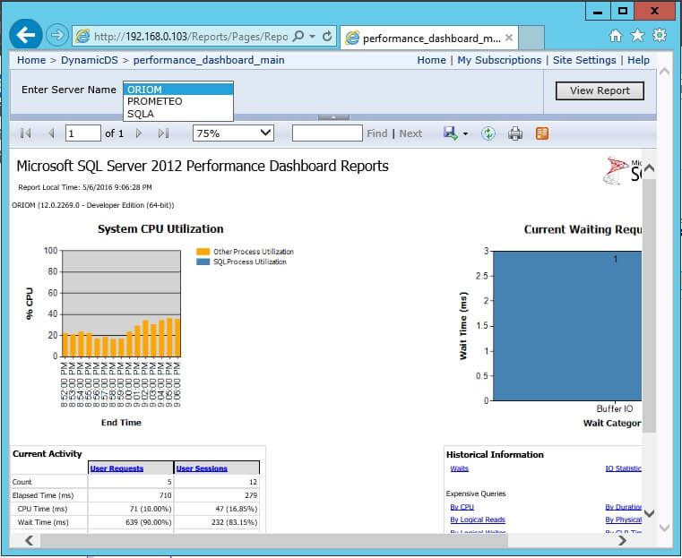 Tip of the Day - Creating an SQL Server Reporting Services Matrix - how to create a report