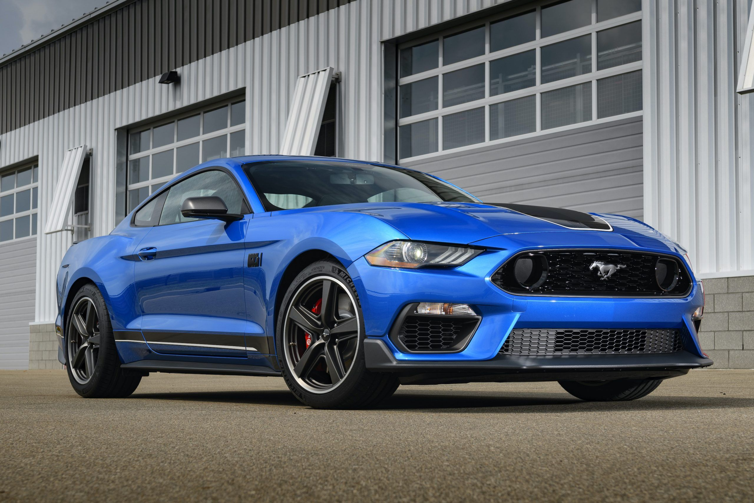 Revealed 2021 Ford Mustang Mach 1 in 2020 Ford mustang