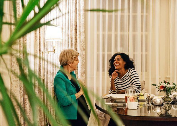 Elizabeth Warren and Tracee Ellis Ross on the Road to Activism - NYTimes.com