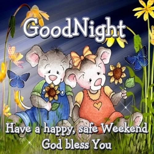 Good Night    God Bless  | GOOD - MORNING, AFTERNOON