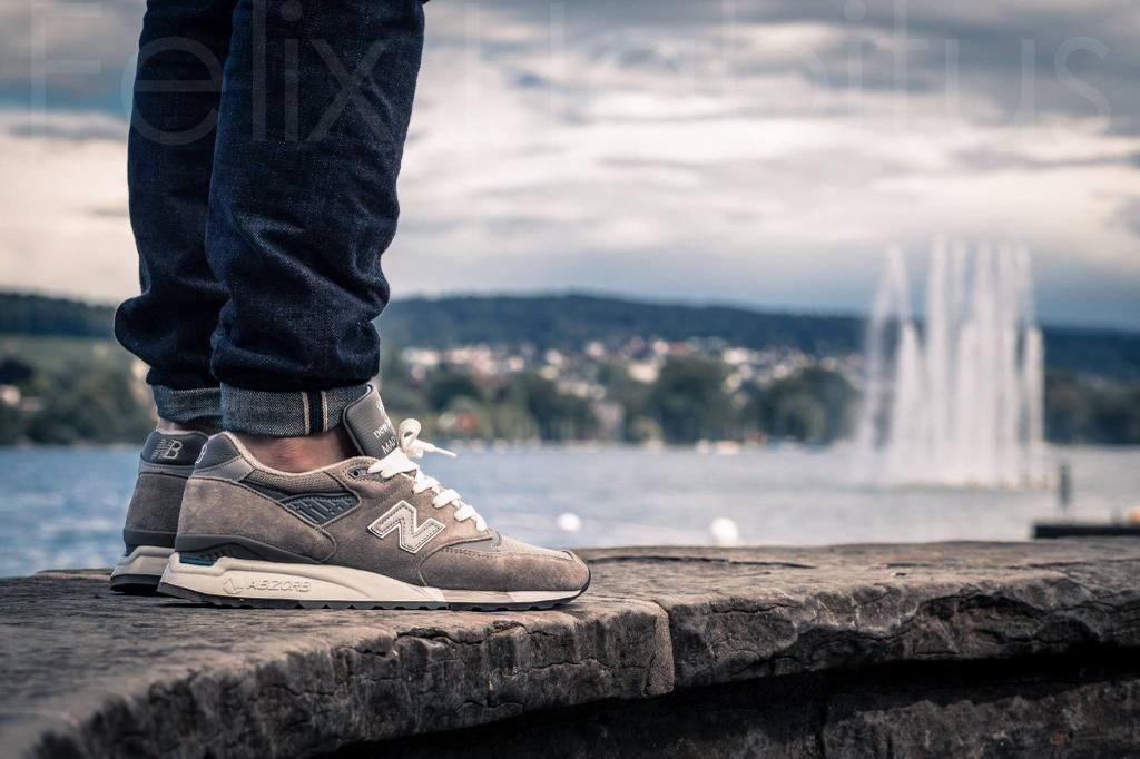 factory authentic fca40 adde1 New Balance 997 GY | Things to Wear © | Sneakers, Shoes, New ...