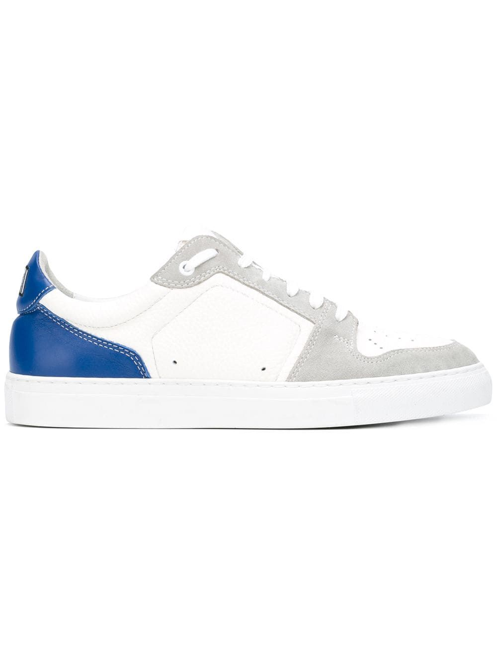 7d161ec42 Ami Alexandre Mattiussi Low-Top Sneakers - White in 2019   Products ...