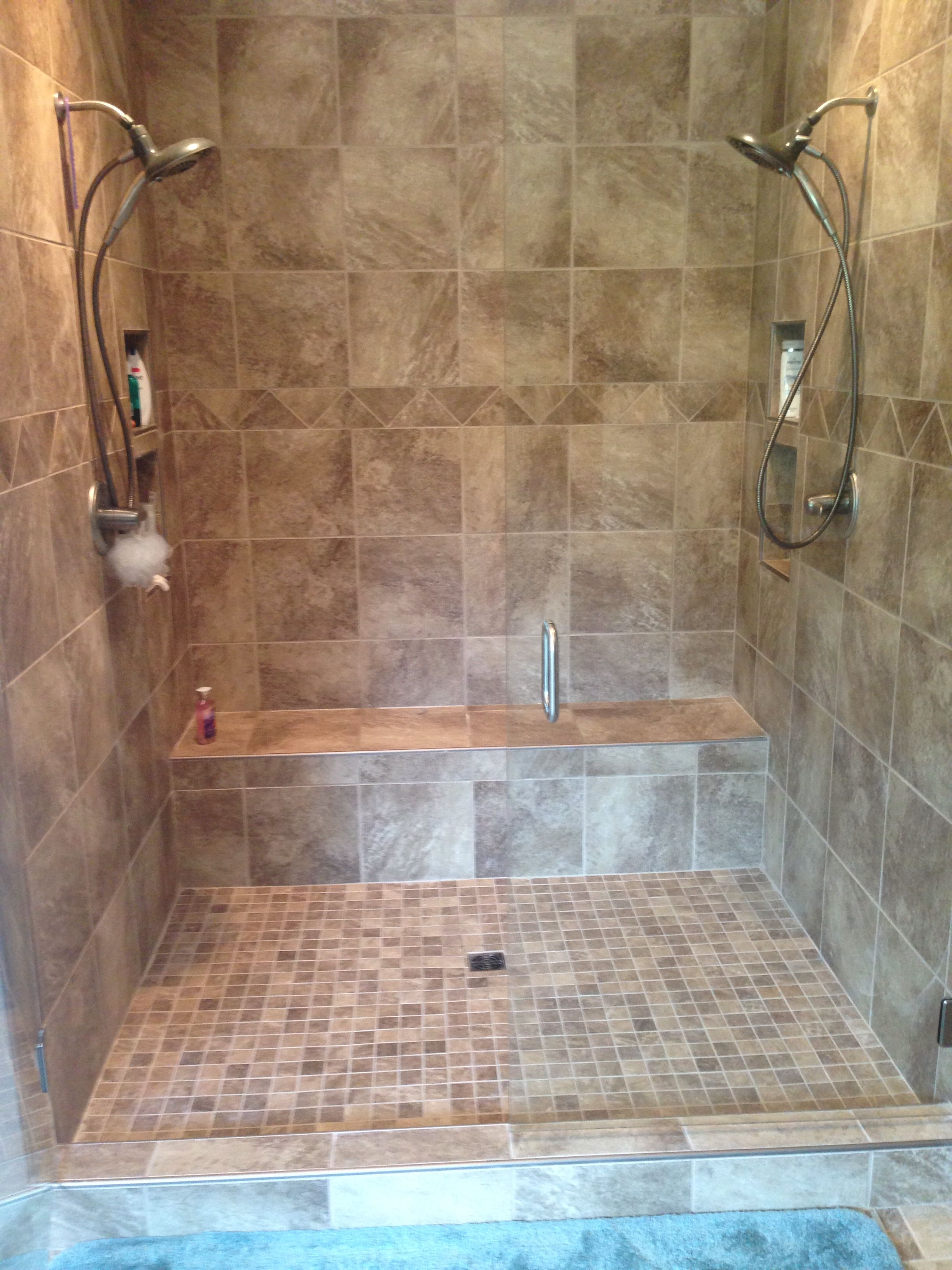 6 Foot Walk In Shower Walk In Shower Bathroom Bathtub