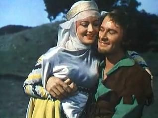 The Adventures of Robin Hood, Errol Flynn, Olivia de Havilland