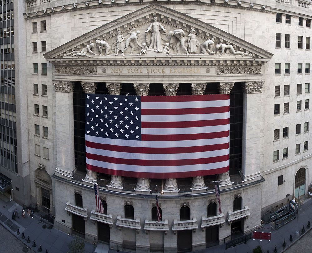 New York Stock Exchange Ny Stock Exchange I Love Nyc Empire