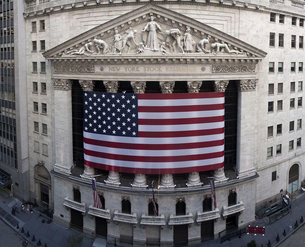 York Stock Exchange Borse Trading Ny