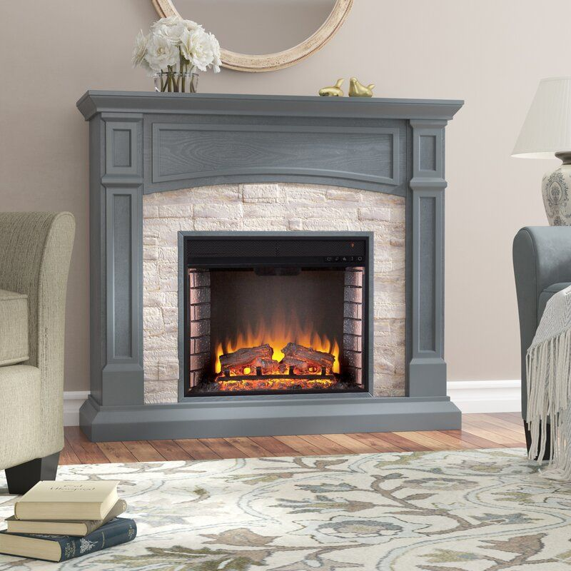 Boyer Electric Fireplace In 2020 Home Fireplace Electric