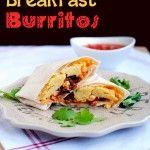 DIY Frozen Breakfast Burritos
