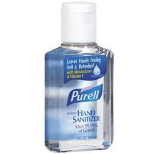 Scrip Fj185017502 12 Oz Purell Hand Sanitizer Pump Bottle With