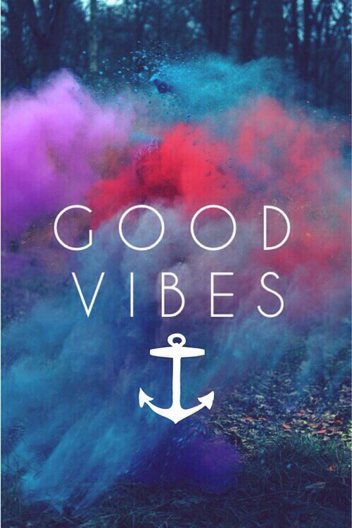 Positive Vibes Wallpaper Vibes tumblr, Radiate positive