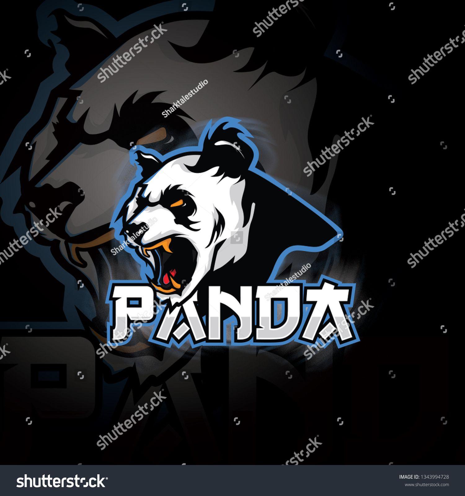 Logo Gambar Panda Sangar Panda Drawing Logo Images How To Make Logo