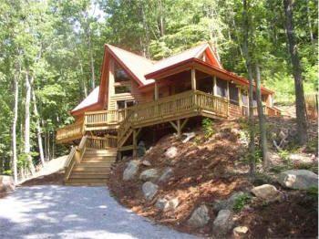 Crabtree falls cabin rentals