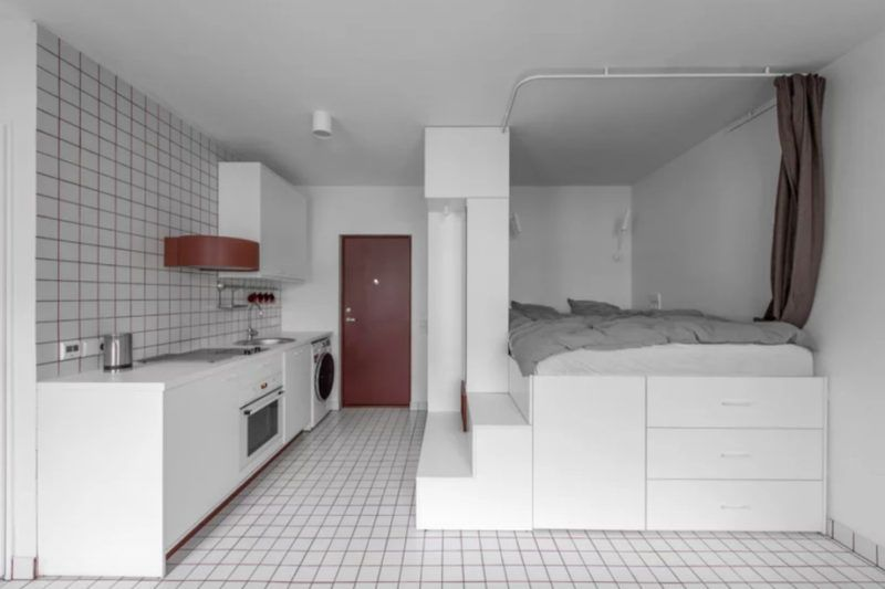 Micro Apartment Design Goals Smart Layouts For Tiny Spaces By