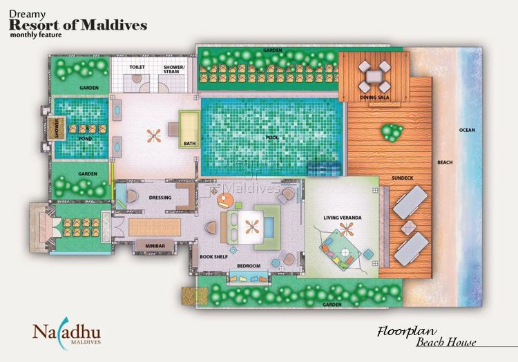Image Result For Small Beach House Floor Plans | Home--Floorplans