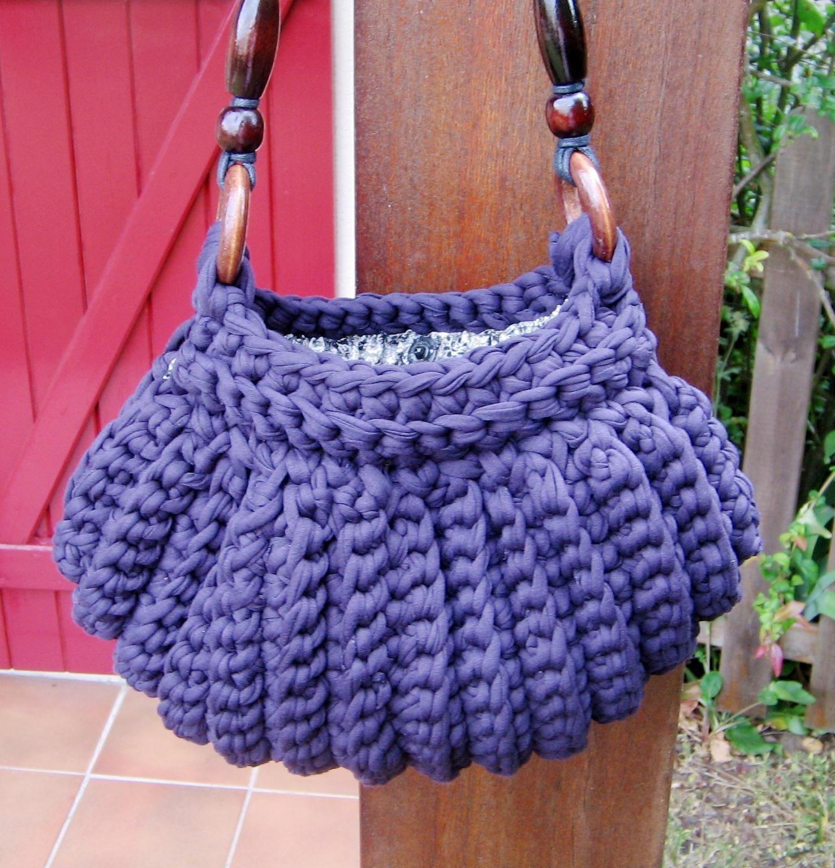 tricoter sac tricot