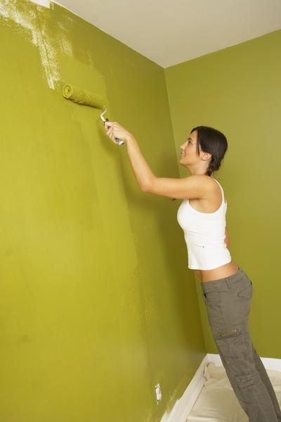 How To Paint Over Drywall Repairs Magnetic Paint