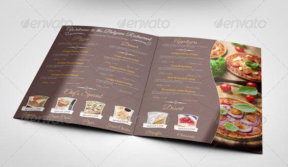 30 High Quality Psd Restaurant Mockup Templates Bashooka Menu Restaurant Menu Template Restaurant Menu Template