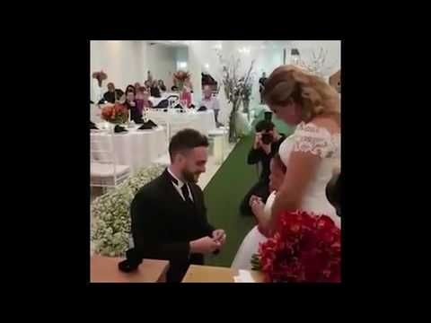 Popular Right Now - Thailand : Heart warming moment groom asks stepdaughter 6 to be his child for life with own ring as he marr http://bit.ly/2fpmEBZ l http://ift.tt/2eJ9qz0