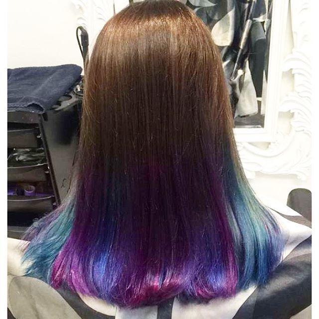 Pin By Sarah Evans On Hair By Caroline For Lulu Kids Hair Color Colored Hair Tips Hair Dye Tips
