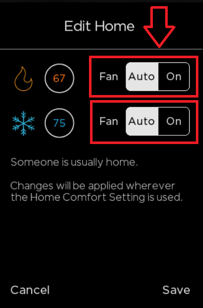 How To Control Your Hvac System U0026 39 S Fan With Your Ecobee