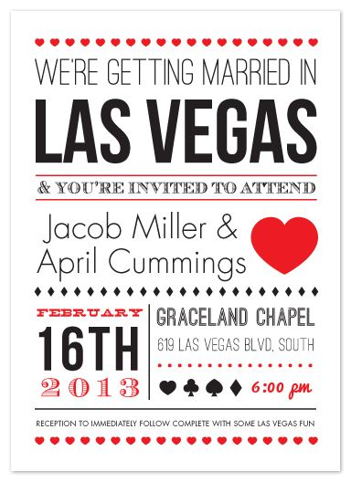 Vegas Type Wedding Invitations By Elaine Stephenso Minted Wedding Invitations Invitations Wedding Shower Invitations