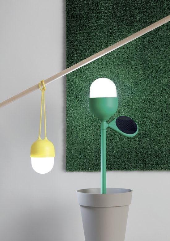 Lampe Clover Garden By Ionna Vautrin Pour Lexon