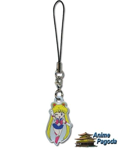 Sailor Moon Cell Charm. kyoot