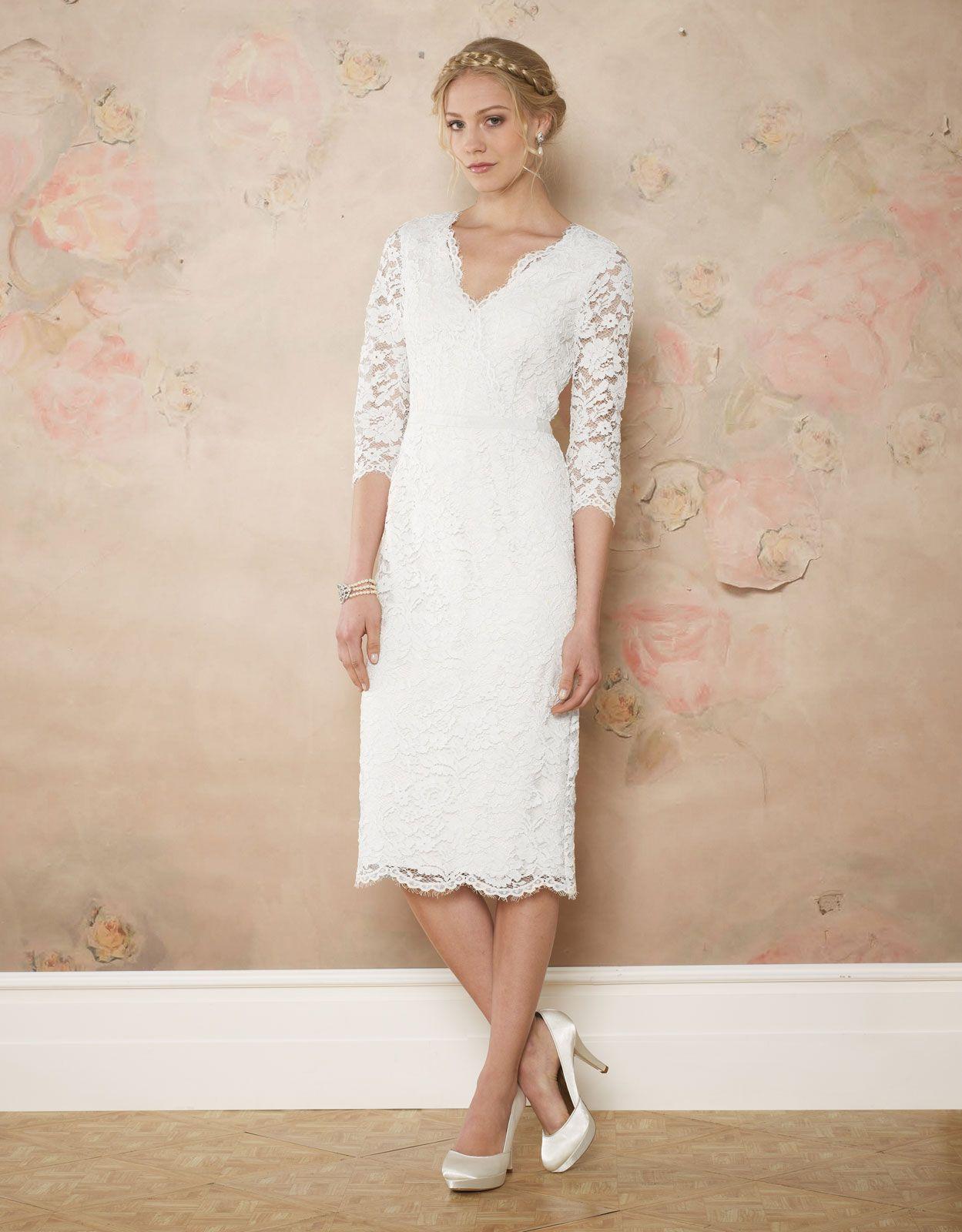 Thalia Bridal Dress White Monsoon Thalia Bridal Dress 4530014608