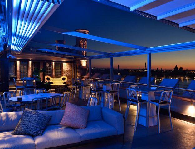 Hilton Molino Stucky Venice 5*, Venise   Best rooftop bars ...