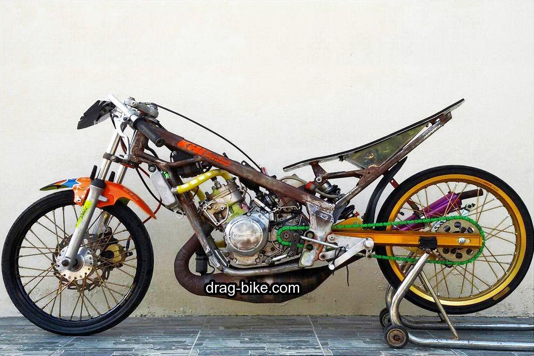 Foto Gambar Modifikasi Ninja R Drag Bike Racing Drag Bike Com