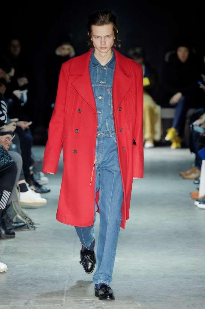 Male Fashion Trends: Christian Dada Fall-Winter 2017 - Paris Fashion Week