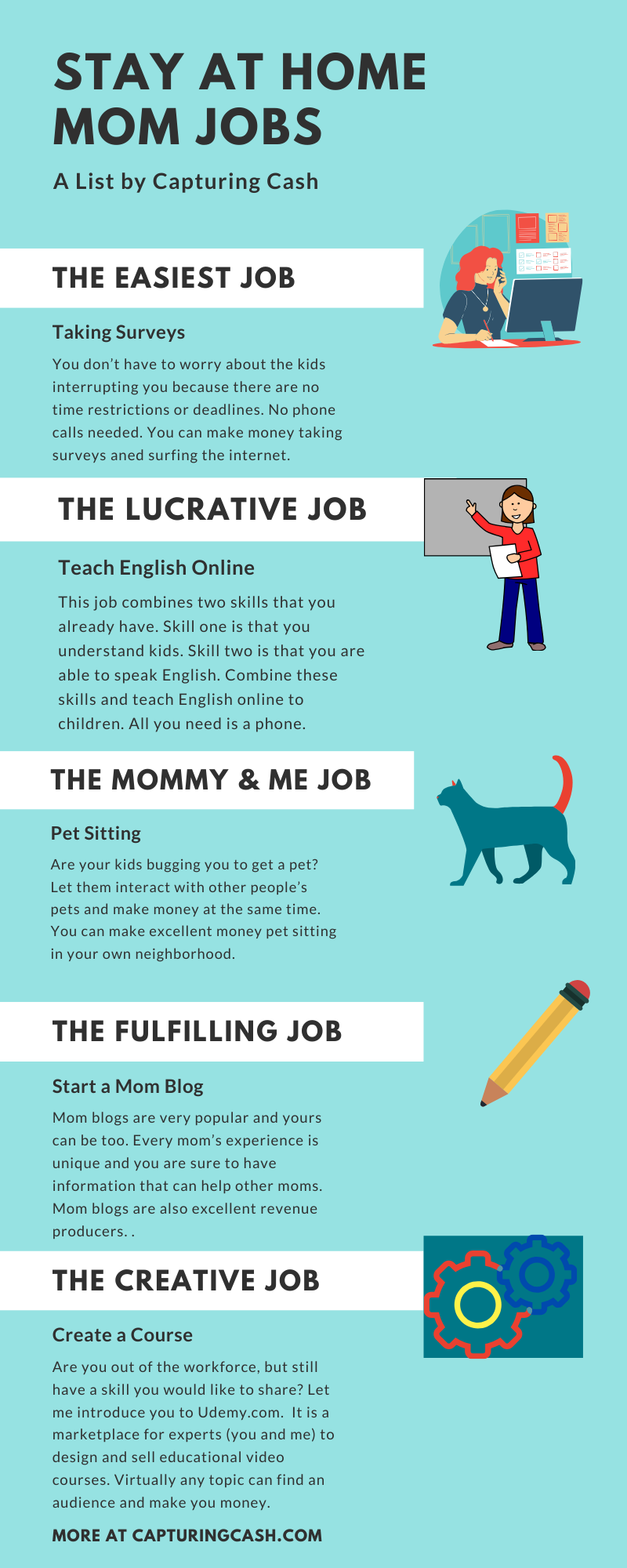 6 Perfect Jobs For Moms In 2020 Mom Jobs Working Mom Tips Working Moms