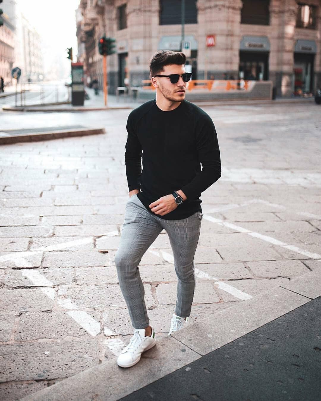 Streetstyle Gents On Instagram Via Picoji Com 8 2k Likes 48 Comments Mens Casual Outfits Summer Mens Casual Outfits Men Fashion Casual Outfits [ 1350 x 1080 Pixel ]