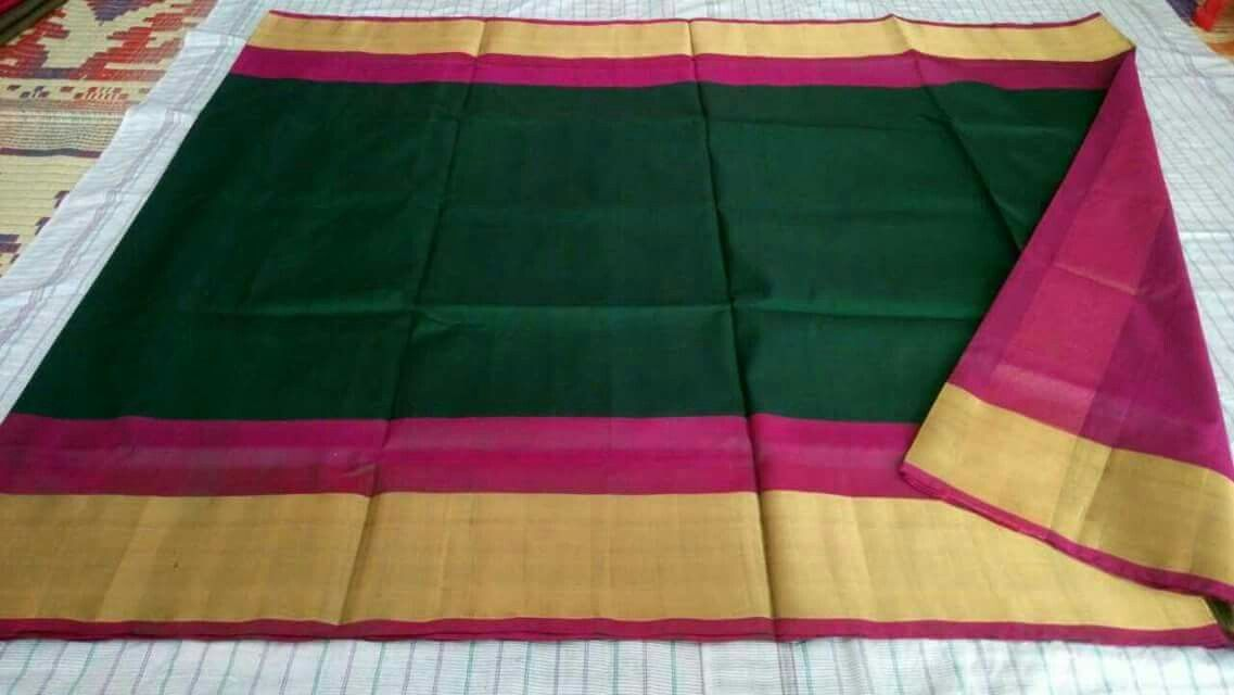 Uppada special border Silk sarees at Rs 3300  click here to buy https://www.moifash.com/southindia/product?id=584297df81a18d675a21d187  For further assistance,  pls whatsapp on +91 94929 91857