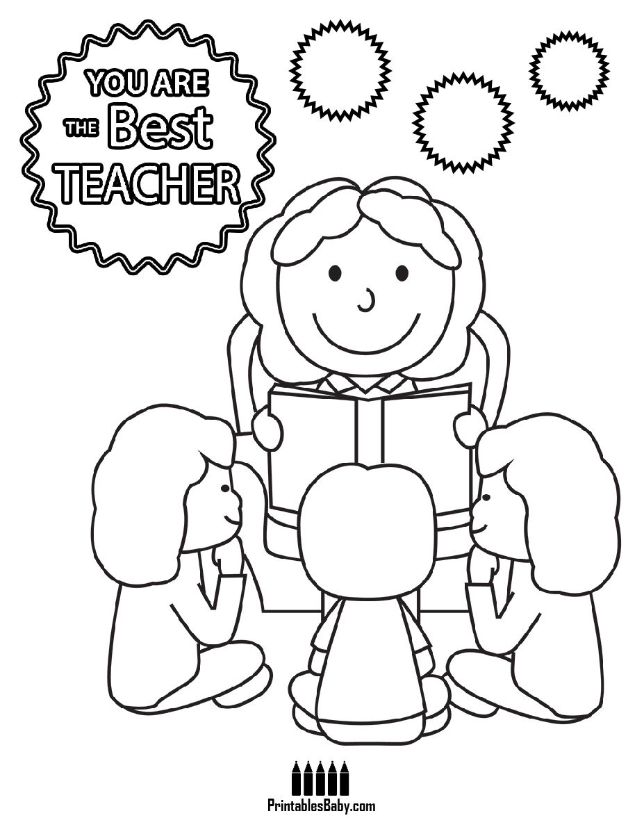National Teacher Day | Art cards, Free printables and Teacher
