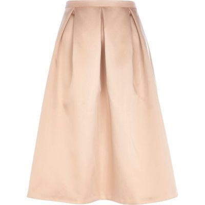 River Island 50s style skirt