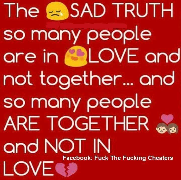 In love/Not in love