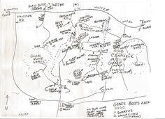 central oregon rockhounding map Central Oregon Rockhounding Map Glass Butte Google Search Rock central oregon rockhounding map
