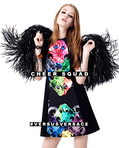 Get ready for a degree in style. Discover the #VersusVersace FW14/15 collection.