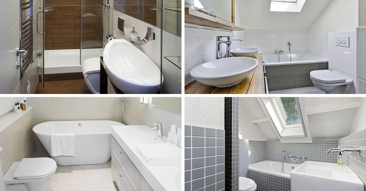 Kleine Badkamer Tips : Hoe haal je het maximale uit je kleine badkamer laat je
